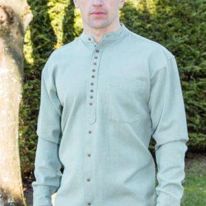 GrandFather shirt - Smoke green